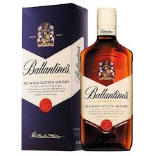 WHISKY BALLANTINE S FINEST 8 ANOS