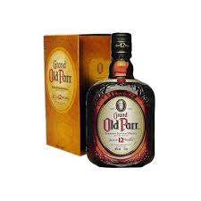 WHISKY OLD PARR 12ANOS                                 UNIDADE 1X1LT